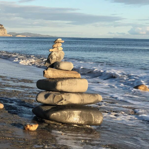 Lyme Regis Beach